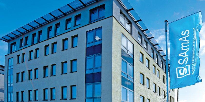 SAmAs Headquarter - Paderborn