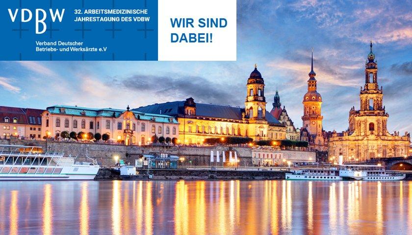 Betriebsärzte-Kongress, Dresden