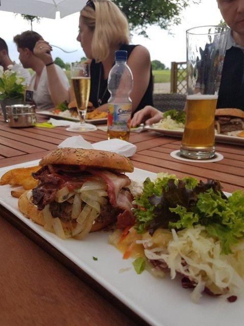 Pause und Essenszeit