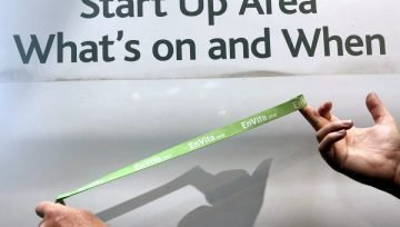 Start up Area - What's up an when