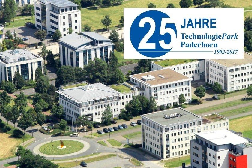 25 Jahre TechnologiePark Paderborn